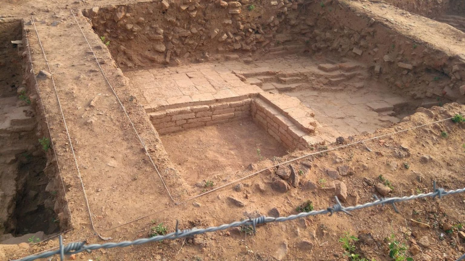 A Medieval Nun Led This Newly Unearthed Buddhist Monastery ...